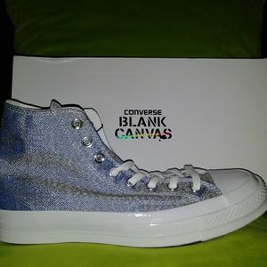 NWT Converse Chuck Taylor 70 Blank Canvas …